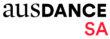 Ausdance SA Logo CMYK Black